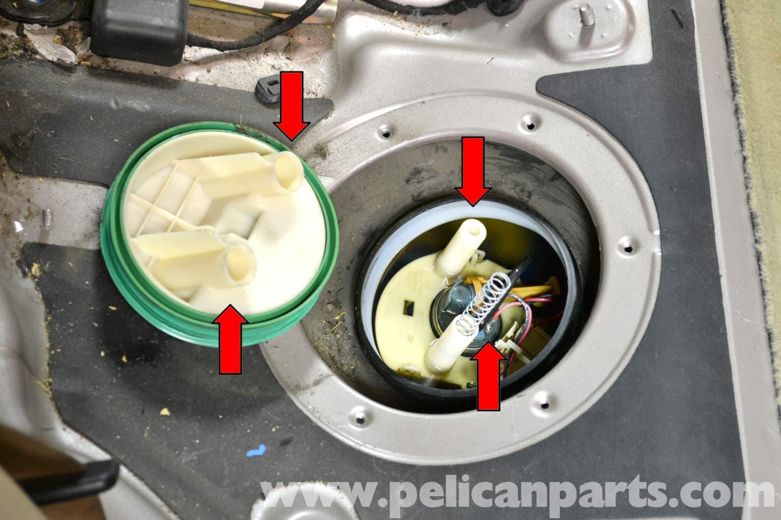 2007 Ford E350 Fuse Panel Diagram Mercedes Benz W203 Fuel Pump Replacement 2001 2007