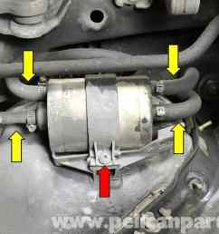 mercedes benz w203 fuel filter replacement 2001 2007 c230 c280 2001 mercedes c320 engine c320 fuel diagram [ 2592 x 1728 Pixel ]