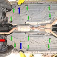 Pt Cruiser Front Suspension Diagram 2010 Nissan Sentra Fuse Mercedes-benz W203 Fuel Filter Replacement - (2001-2007) C230, C280, C350, C240, C320 | Pelican ...
