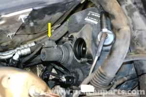 MercedesBenz W203 Brake Booster Diaphragm Positioning
