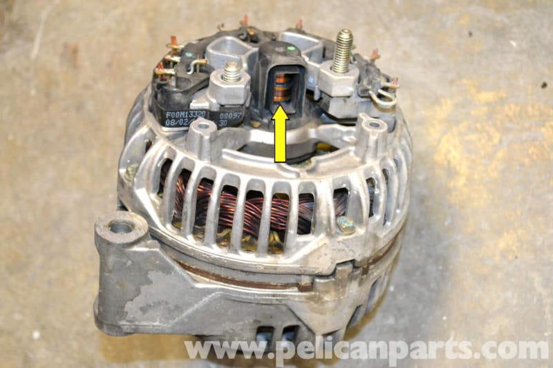 Dodge Ram Alternator Replacement