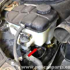 Mercedes Benz Sl500 Wiring Diagram Animal Small Intestine Mercedes-benz W203 Coolant Level Sensor Replacement - (2001-2007) C230, C280, C350, C240, C320 ...