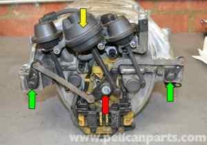 MercedesBenz W204 Tumble Flap Actuator Repair  (20082014) C250, C300, C350   Pelican Parts