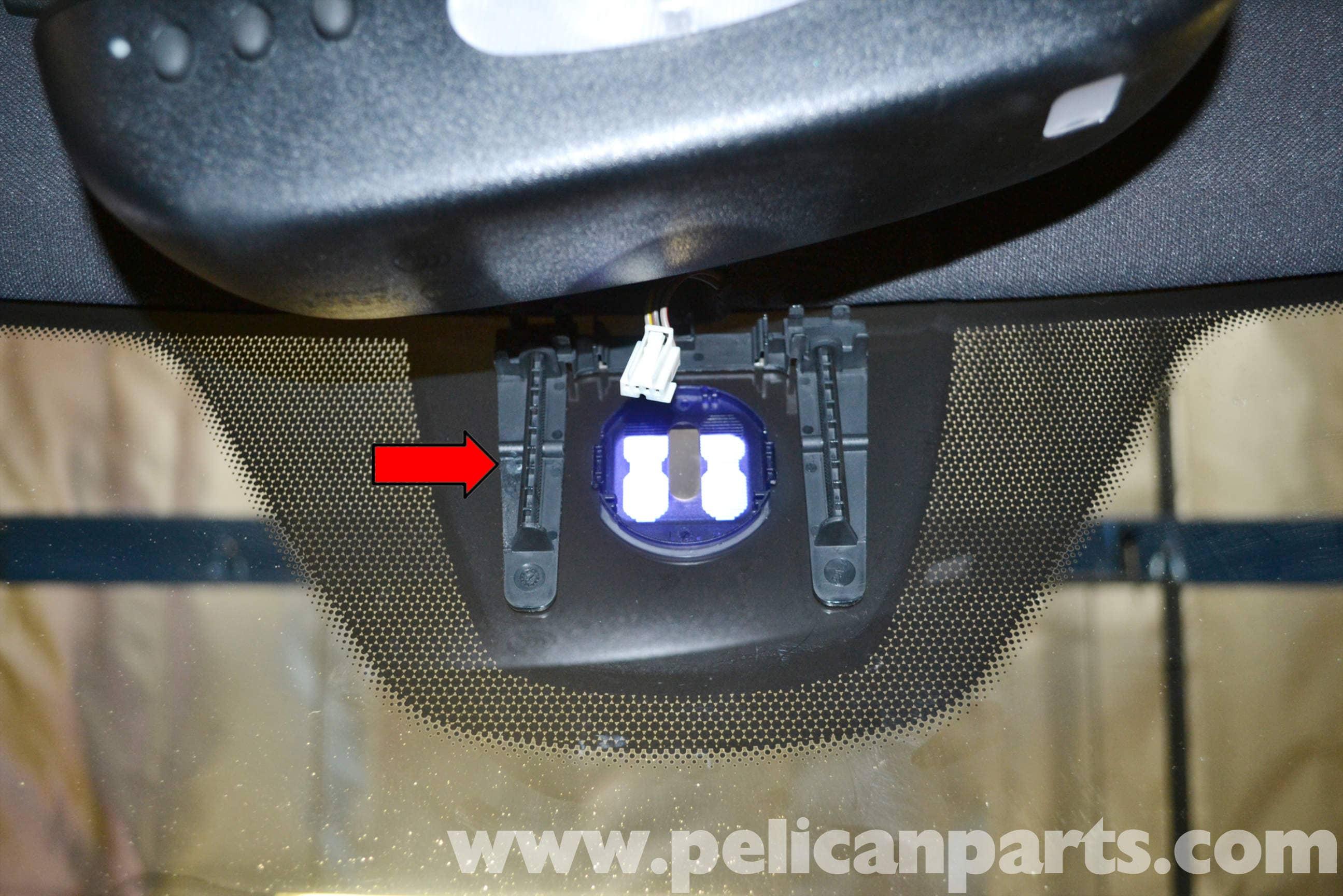 2013 Mercedes Benz C250 Coupe Fuse Box Diagram Mercedes Benz W204 Rain And Light Sensor Replacement