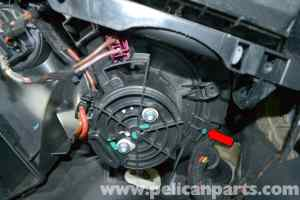 MercedesBenz W204 Blower Motor Replacement  (20082014