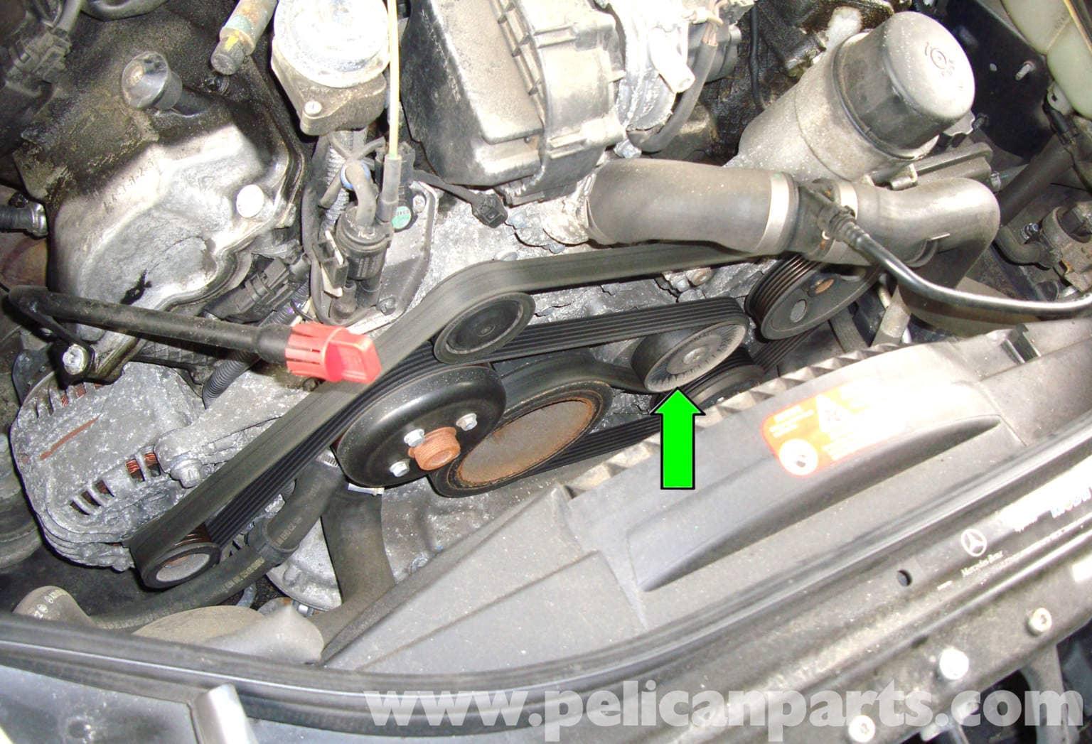 Mercedes Benz 300e Engine Diagram Diagrams