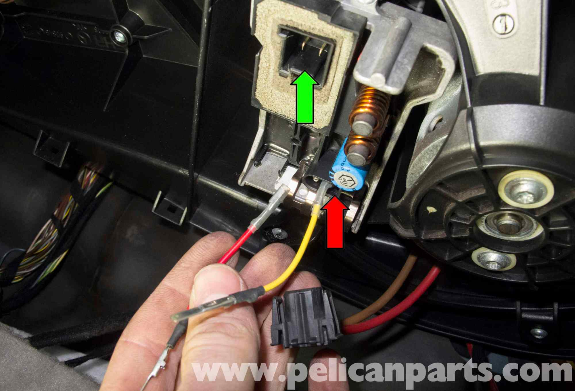 hight resolution of mercedes benz w211 blower motor testing 2003 2009 e320 2006 dodge charger fuse diagram 2006 dodge charger fuse diagram