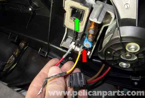 small resolution of mercedes benz w211 blower motor testing 2003 2009 e320 2006 dodge charger fuse diagram 2006 dodge charger fuse diagram