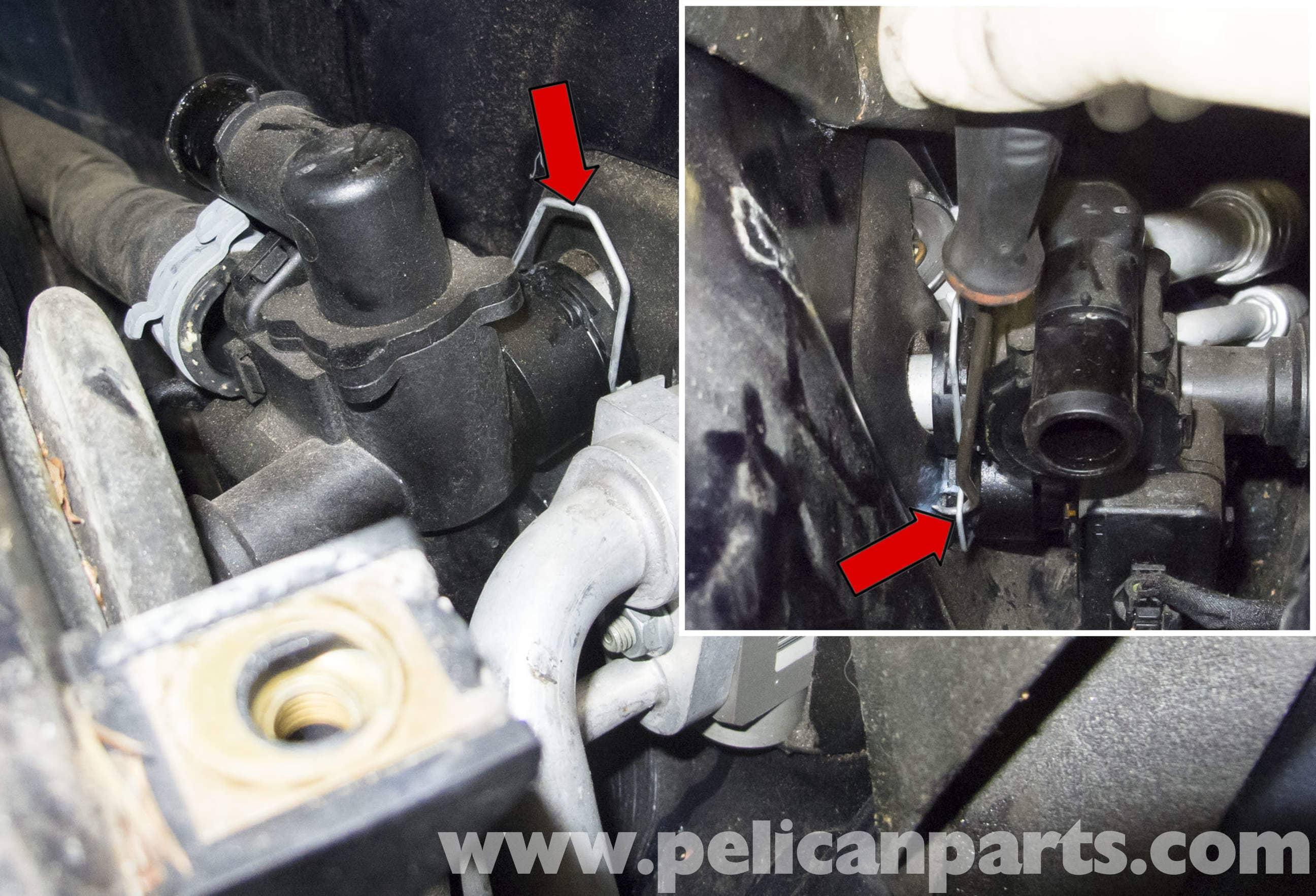 Caravan Water Pump Wiring Diagram Mercedes Benz W211 Heater Valve Replacement 2003 2009