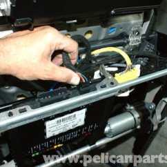 Flat 4 Wiring Diagram Curtis Plow Mercedes-benz W211 Front Seat Removal (2003-2009) E320, E500, E55 | Pelican Parts Diy ...