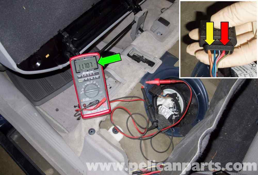medium resolution of mercedes benz w211 fuel pump testing 2003 2009 e320 2003 mercedes c230 fuse box diagram 2003 mercedes c230 fuse box diagram