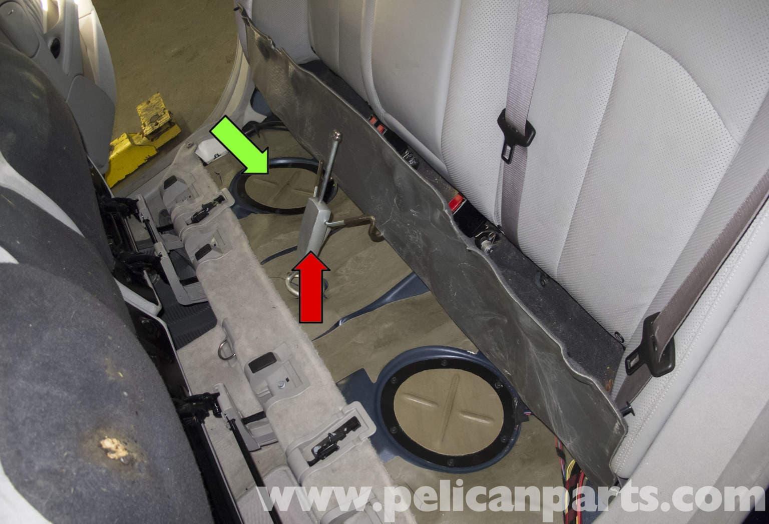 1996 Honda Accord Fuse Box Diagram Mercedes Benz W211 Fuel Pump Replacement 2003 2009 E320