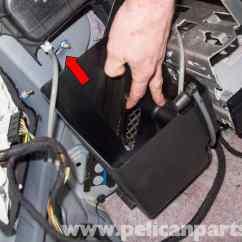 Mercedes E500 Wiring Diagram Vw Type 1 Benz W211 Dynamic Seat Vacuum Pump Reservoir