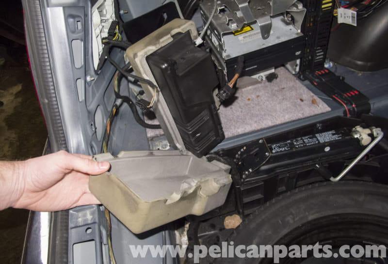 2013 Ford Super Duty Fuse Box Diagram Mercedes Benz W211 Dynamic Seat Vacuum Pump Reservoir