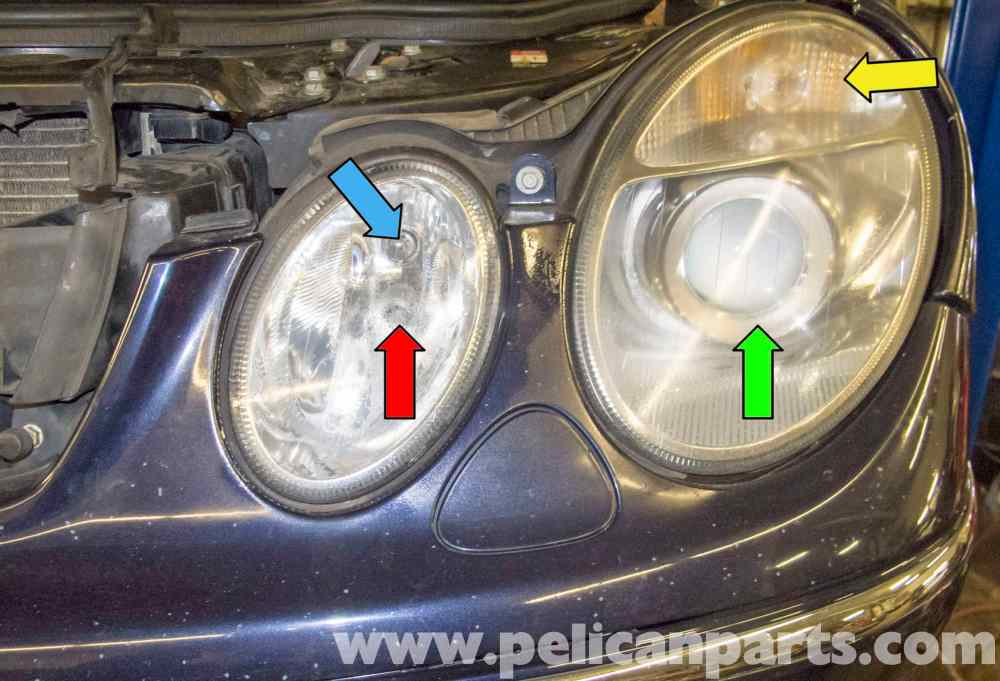 medium resolution of w211 headlight wiring diagram electrical diagrams schematics 2000 mercedes e320 headlight assembly mercedes benz w211 headlight