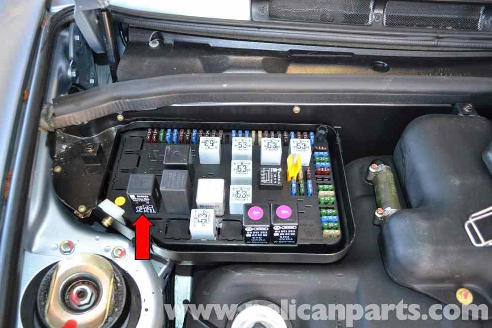 medium resolution of pelican technical article porsche 993 dme relay trouble shooting porsche 993 fuse box cover