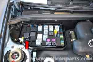 Pelican Technical Article  Porsche 993  DME Relay