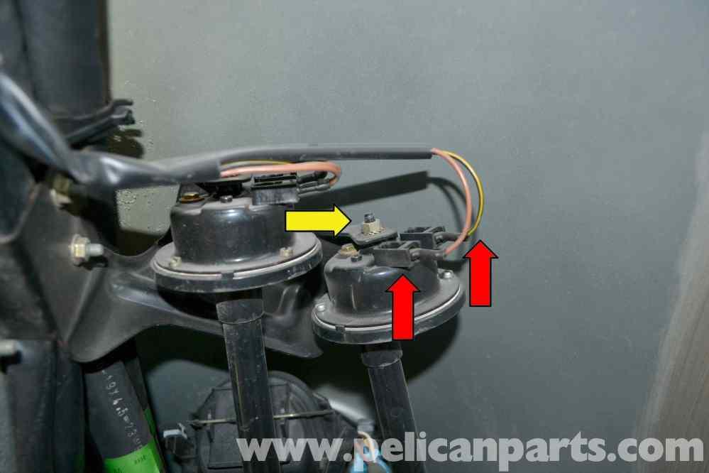 medium resolution of porsche 911 horn wiring wiring diagrams dimensions porsche 911 horn wiring