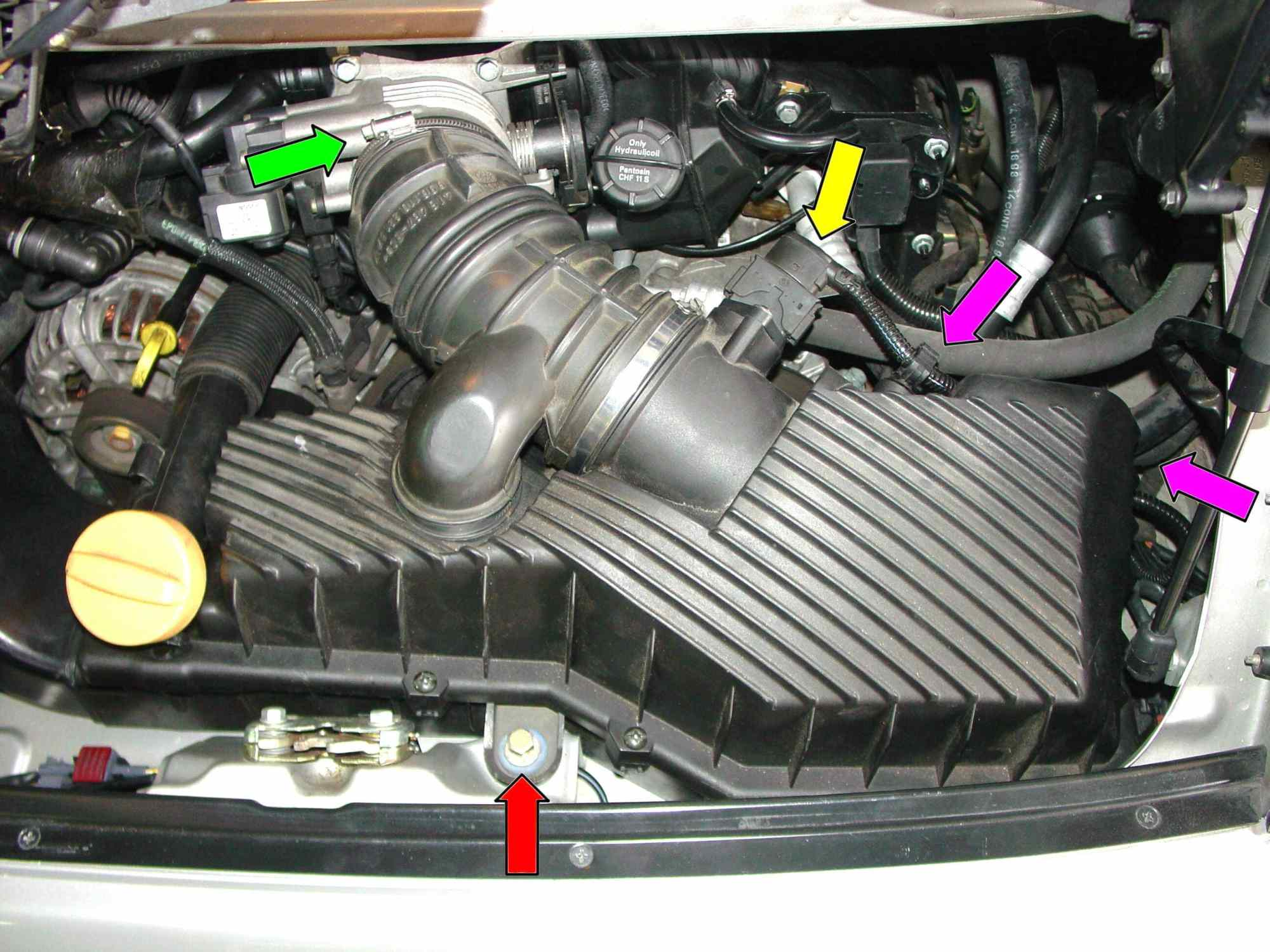 hight resolution of porsche 911 carrera engine mount replacement 996 1998 2005 997 mercedes motor mounts large