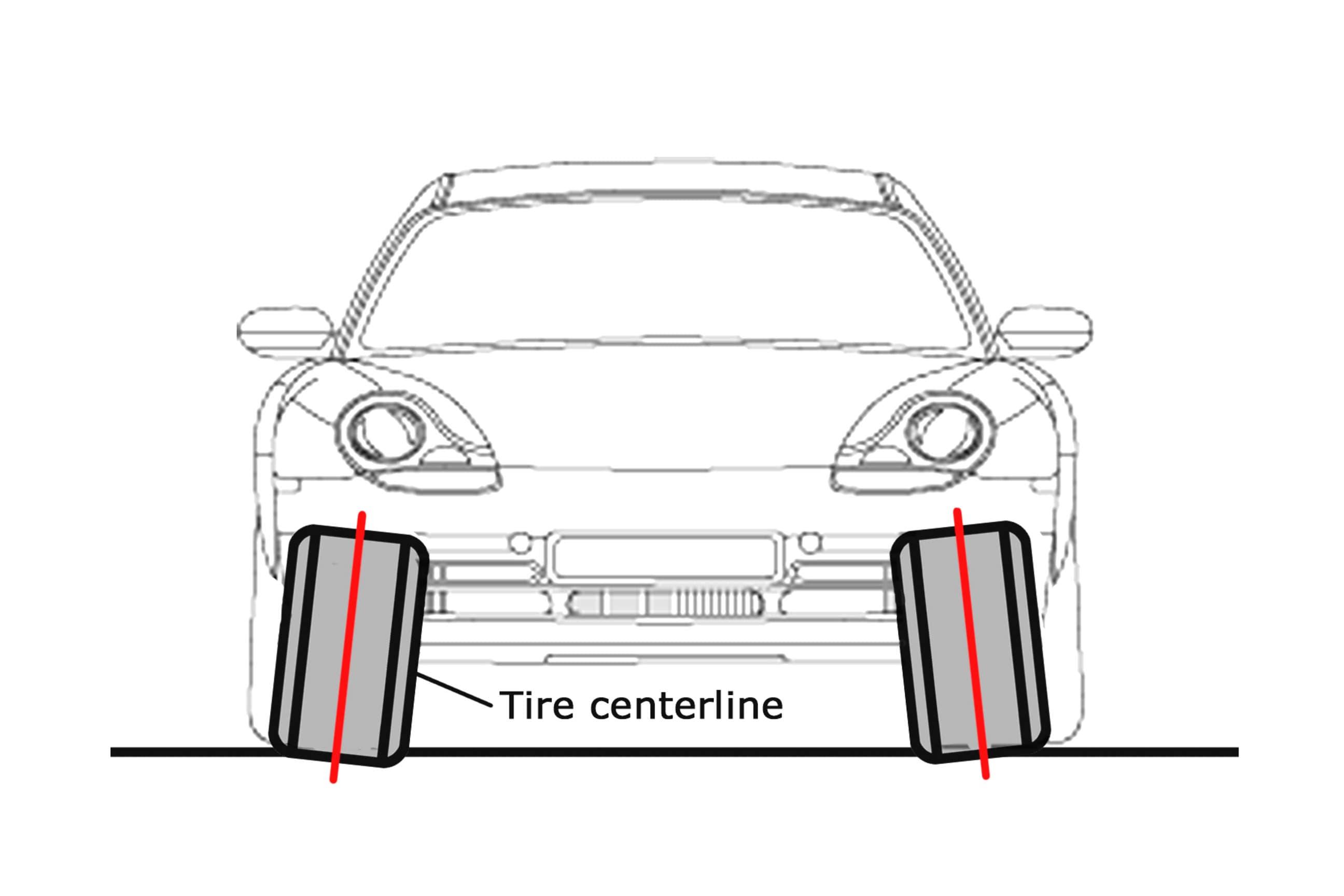 Porsche 911 Carrera Alignment