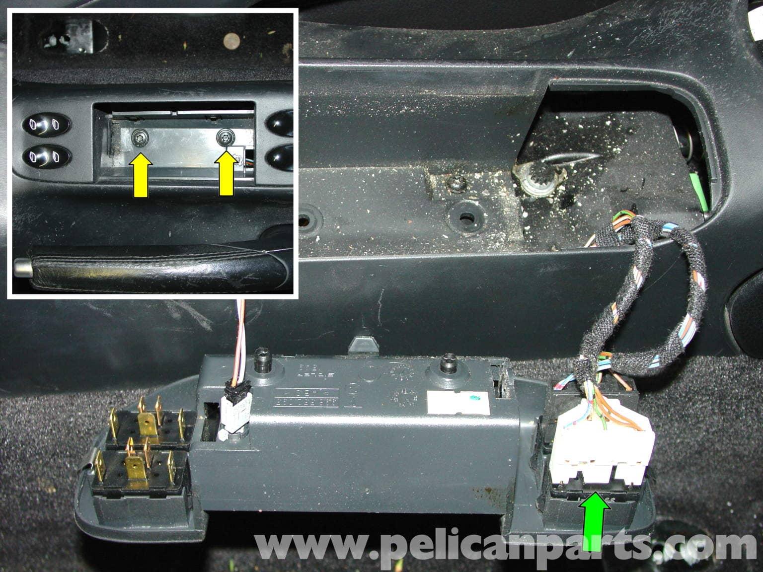 2007 Ford Crown Victoria Fuse Diagram Porsche 911 Carrera Window Regulator And Motor Replacement