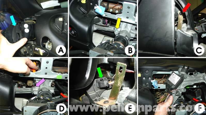 1994 Cavalier Wiper Motor Wiring Diagram Porsche 911 Carrera Ignition Switch Steering Lock
