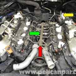 Porsche Cayenne 955 Wiring Diagram Yamaha Mio Headlight High Pressure Fuel Sensor Replacement