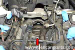 Porsche Cayenne Starter Motor Replacement (955 GTSSTurbo