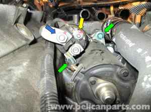 Porsche Cayenne Starter Replacement | 20032008 | Pelican Parts DIY Maintenance Article