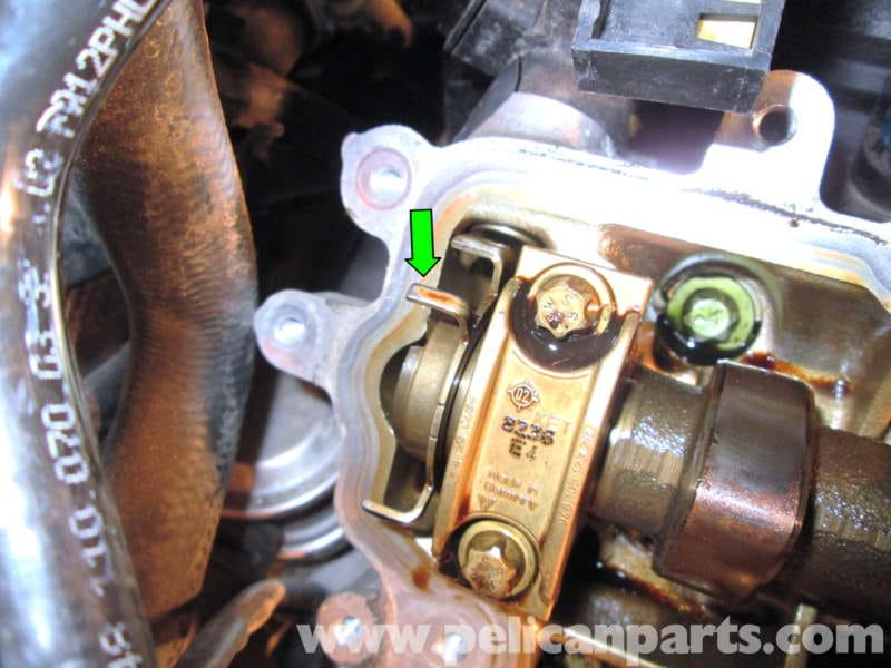4 2 Liter Ford Engine Diagram Porsche Cayenne Valve Cover Gasket Replacement 2003 2008