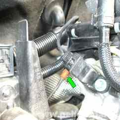 Porsche Cayenne 955 Wiring Diagram Ezgo Txt Crankshaft Position Sensor Replacement