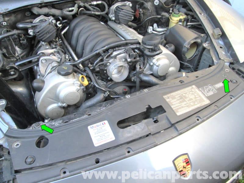 Cooper Switch Wiring Diagram Porsche Cayenne Radiator Fan Replacement 2003 2008