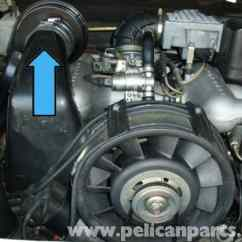 Porsche 911 Engine Diagram Of Parts Australian House Light Wiring Heater Blower Motor Replacement   (1965-89) - 930 Turbo (1975-89) Pelican ...