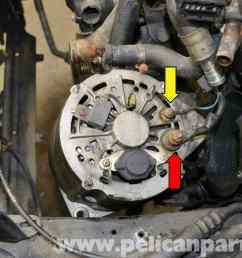 porsche 944 voltage regulator replacement 1986 1991 pelican porsche 24 volt alternator wiring [ 2591 x 1728 Pixel ]