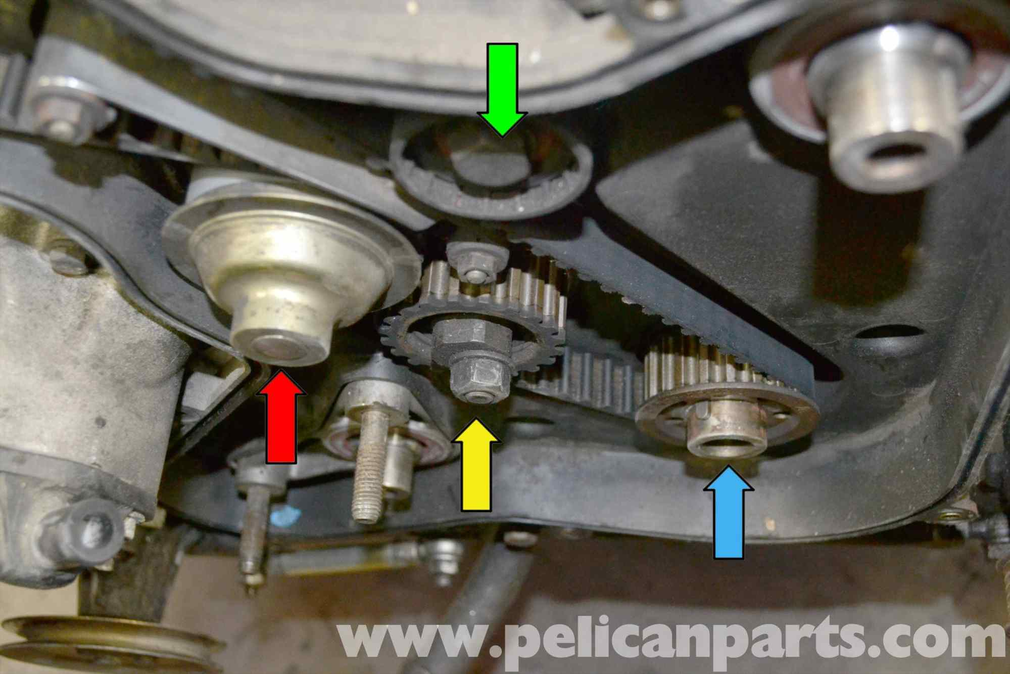 hight resolution of porsche 944 turbo timing belt replacement 1986 1991 pelican porsche 911 layout porsche 911 timing belt diagram