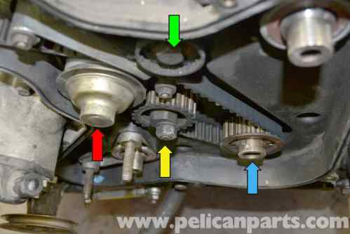 small resolution of porsche 944 turbo timing belt replacement 1986 1991 pelican porsche 911 layout porsche 911 timing belt diagram