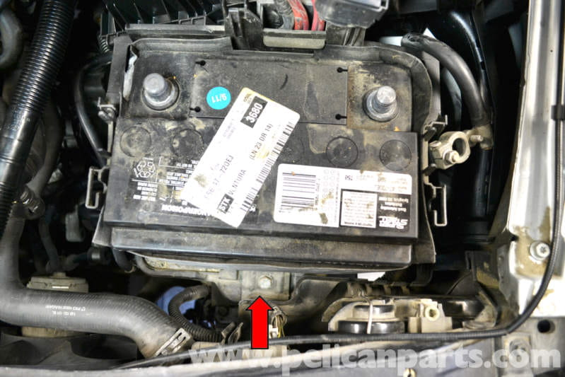2005 Vw Golf Fuse Diagram Volkswagen Golf Gti Mk Iv Battery Replacement And