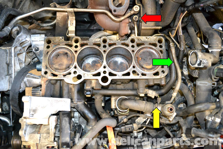 vw golf mk4 parts diagram seat ibiza wiring volkswagen gti mk iv turbo replacement (1999-2005) - pelican diy maintenance article