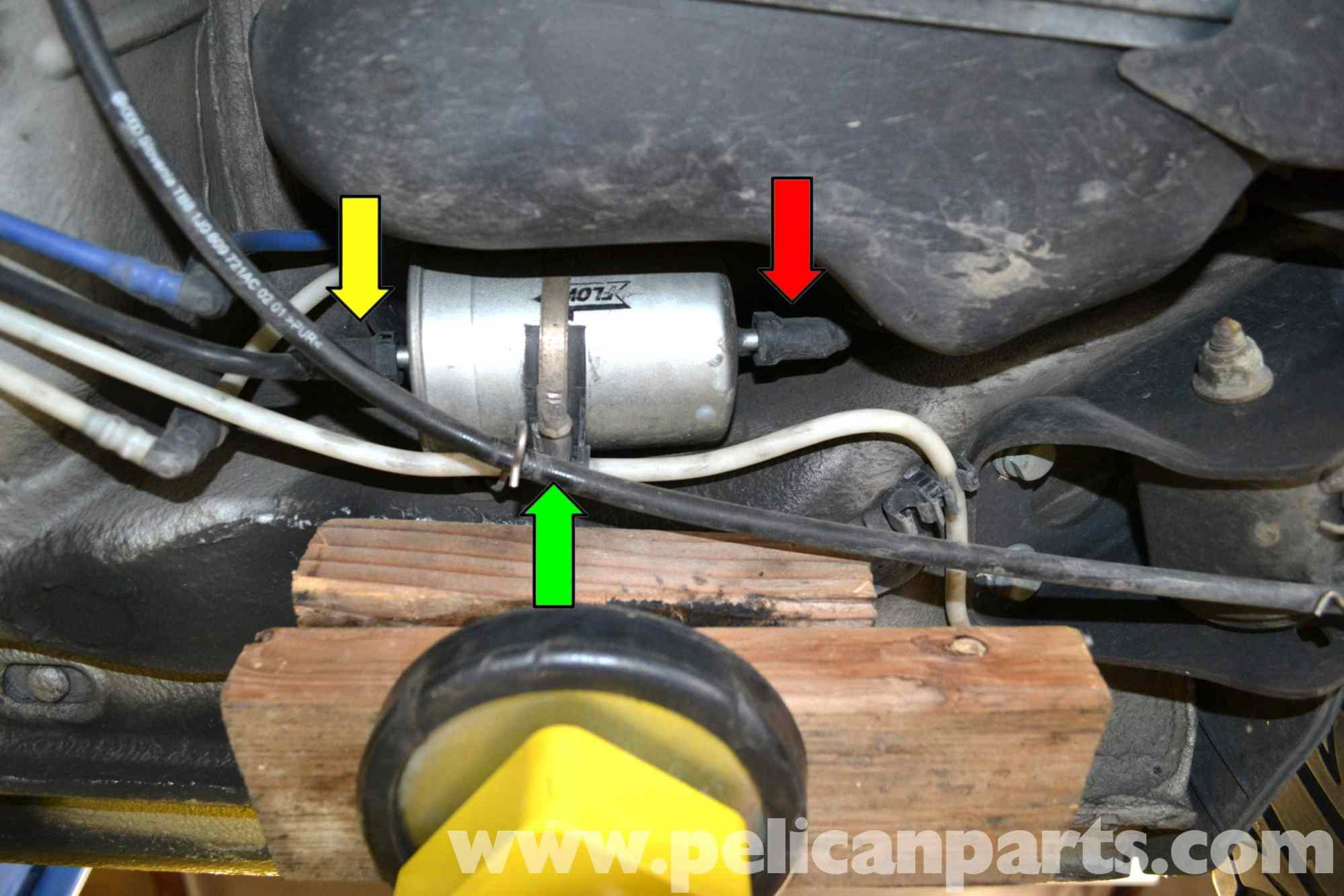 hight resolution of  replace fuel filter 04 08 f150 ford truck club forum large image extra large image