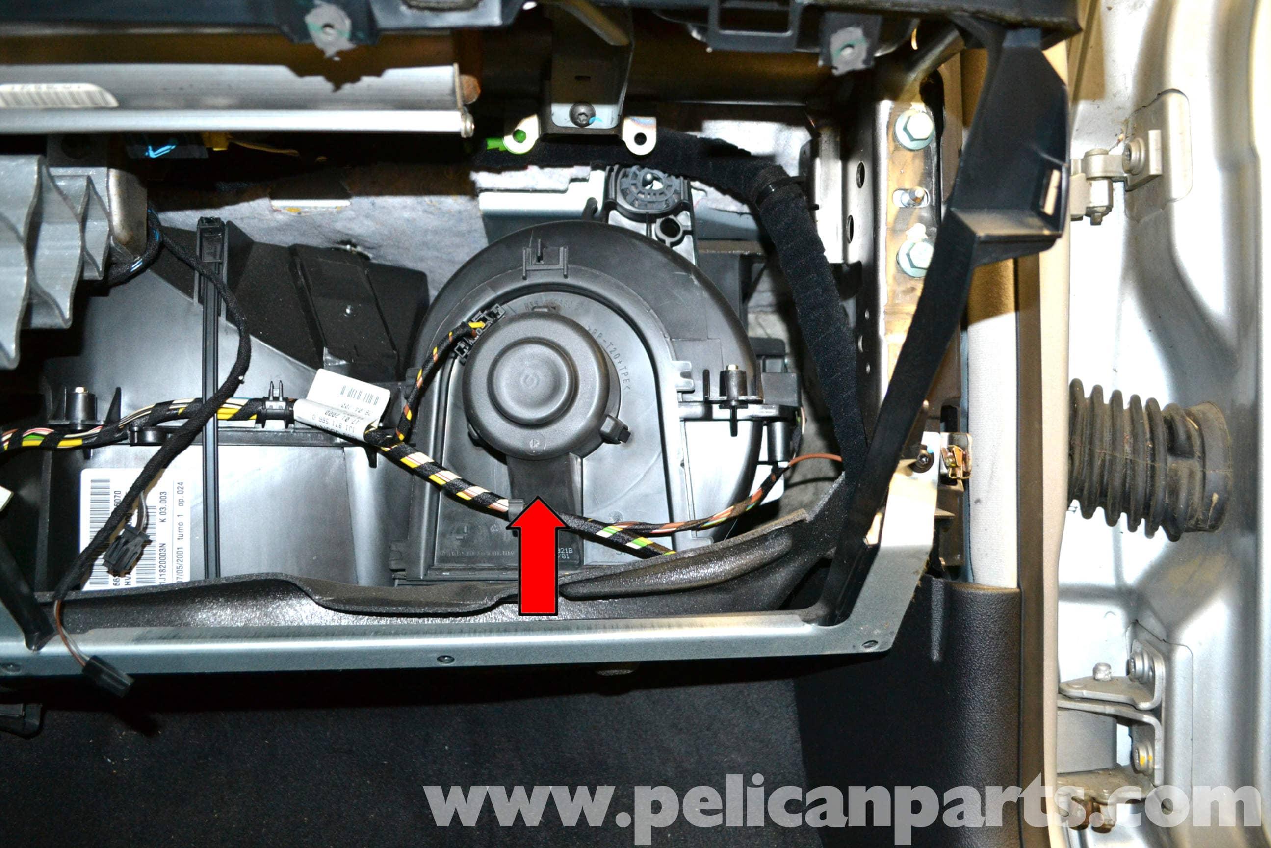 2003 Vw Jetta Wiring Diagram Volkswagen Golf Gti Mk Iv Blower Motor And Resistor