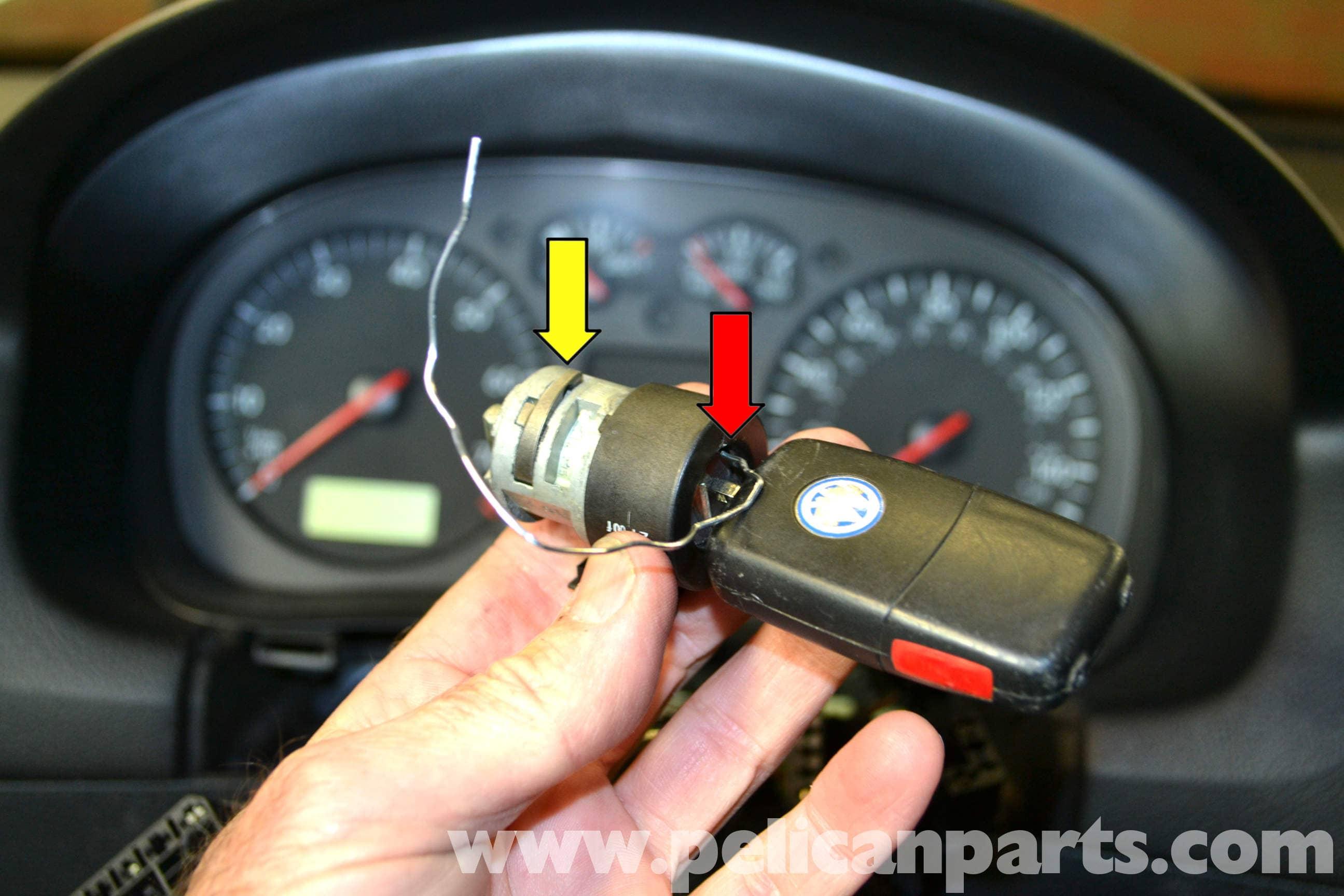 2003 Vw Jetta Wiring Diagram Volkswagen Golf Gti Mk Iv Ignition Switch And Lock