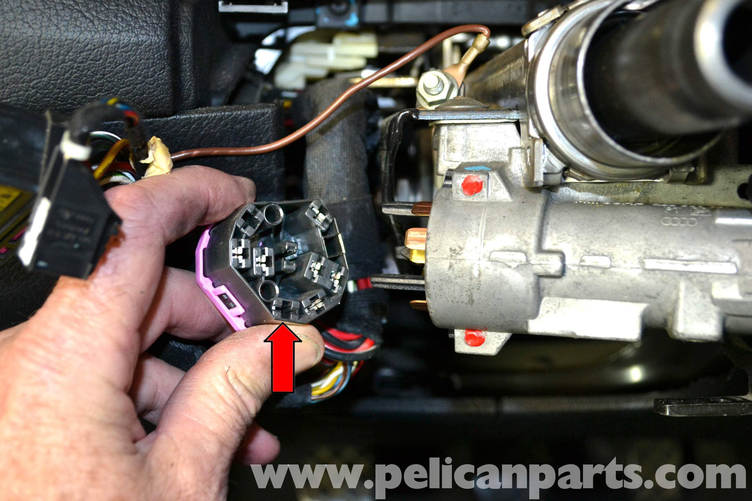 2010 Volkswagen Tiguan Fuse Box Diagram Volkswagen Golf Gti Mk Iv Ignition Switch And Lock