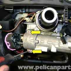 2005 Chevy Silverado Parts Diagram Kicker Cvr Wiring Volkswagen Golf Gti Mk Iv Ignition Switch And Lock Cylinder Replacement (1999-2005) - Pelican ...