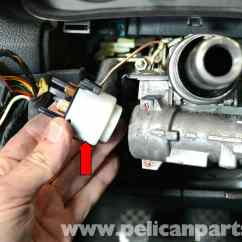Mk4 Jetta Tdi Wiring Diagram Ezgo Wire 36 Volt Battery Get Free Image Volkswagen Golf Gti Mk Iv Ignition Switch And Lock Cylinder Replacement (1999-2005) - Pelican ...