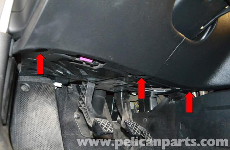 2007 Volkswagen Beetle Fuse Box Volkswagen Golf Gti Mk Iv Brake Light Switch Replacement