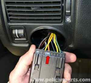 Volkswagen Golf GTI Mk IV Headlight and Dimmer Switch