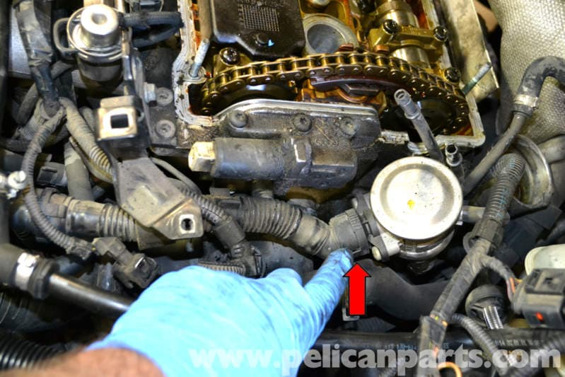 Abs Resevoir 2006 Audi A6 Engine Diagram Volkswagen Golf Gti Mk Iv Auxiliary Air Pump And Hose