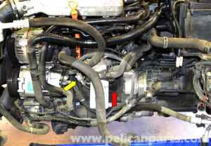 Volkswagen Golf GTI Mk IV RPM (CPS) Sensor Replacement (19992005)  Pelican Parts DIY