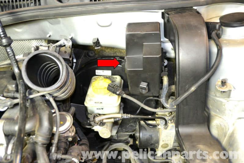 2005 Volkswagen Jetta Tdi Fuse Box Volkswagen Golf Gti Mk Iv Abs Control Module Replacement