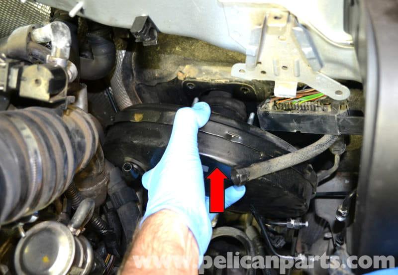 2014 Vw Gti Engine Parts Diagram Volkswagen Golf Gti Mk Iv Brake Booster Replacement 1999